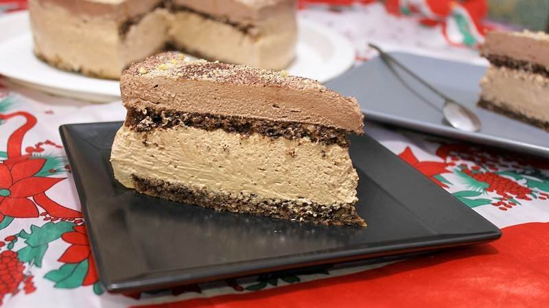 parfe cokoladna torta