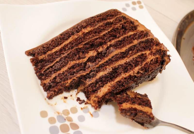 crna cokoladna torta