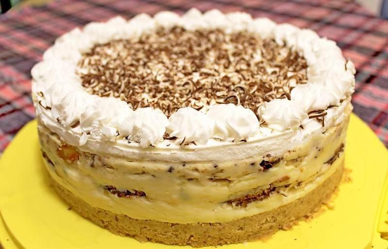 nepecena jaffa torta