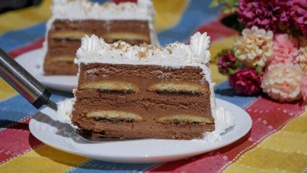 cokoladna jafa torta sa gotovim korama