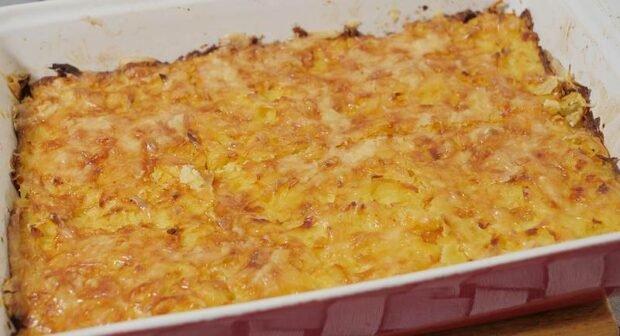 Bugarski krompir - zaliveni, zapečeni krompir